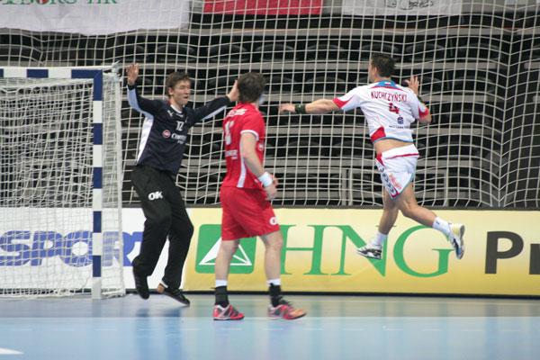 Kuchczynski og Polen sjokkerte Danmark
