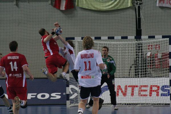 Tapte duellen mot Danmark