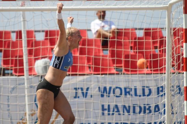Norges beachjenter spiller VM-finale i Antalya