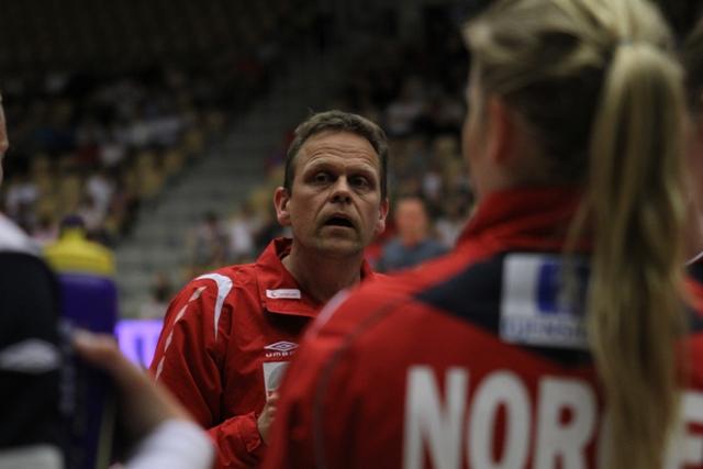 Håndballjentene vant jubileumskamp i Danmark