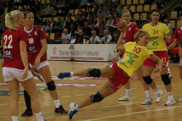 Ionela Stanca: Oltchim Valcea er fremdeles et av Europas beste lag