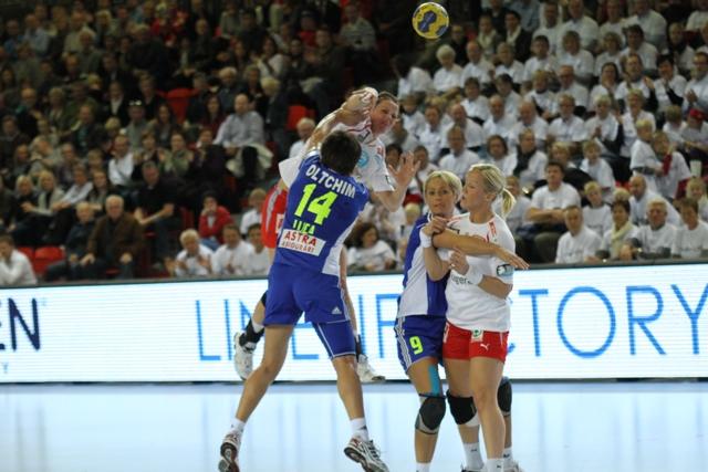 Larvik HK tapte for Oltchim Valcea