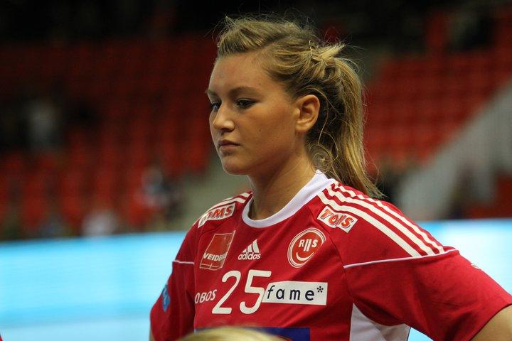 Amanda Kurtovic tilbake i Larvik