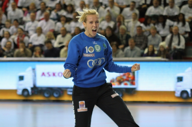 Larvik Hk Stoppet Av Suveren Katrine Lunde Haraldsen Handballmagasinet No