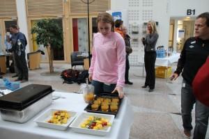 Karoline Dyhre Breivang smaker på Brasiliansk mat og drikke