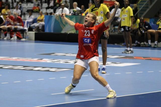 Danmark og Frankrike møtes i semifinale