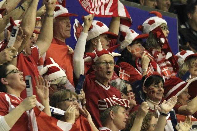 Danmark klare for Serbia-VM