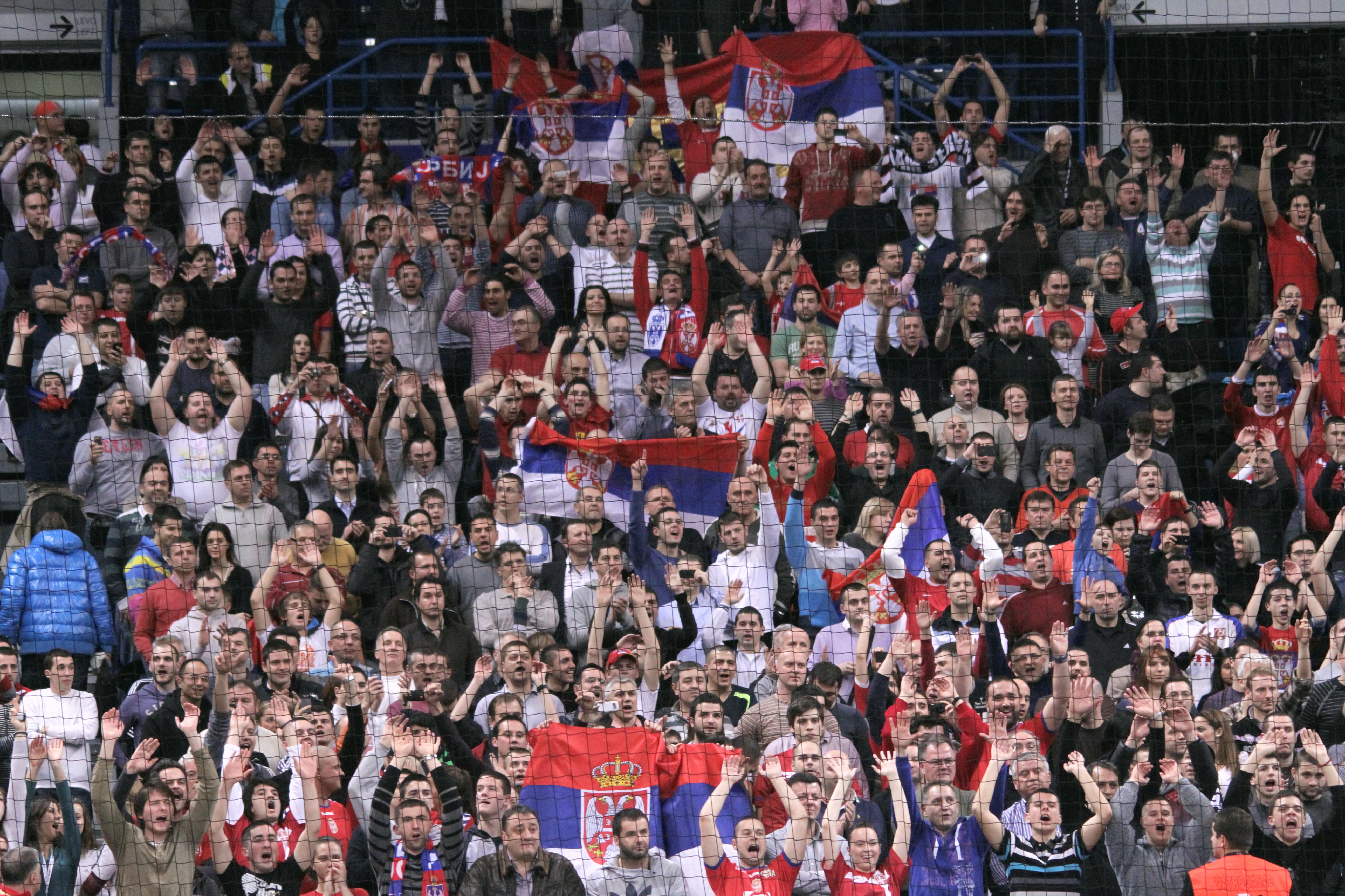 Flere overraskelser til VM i Serbia