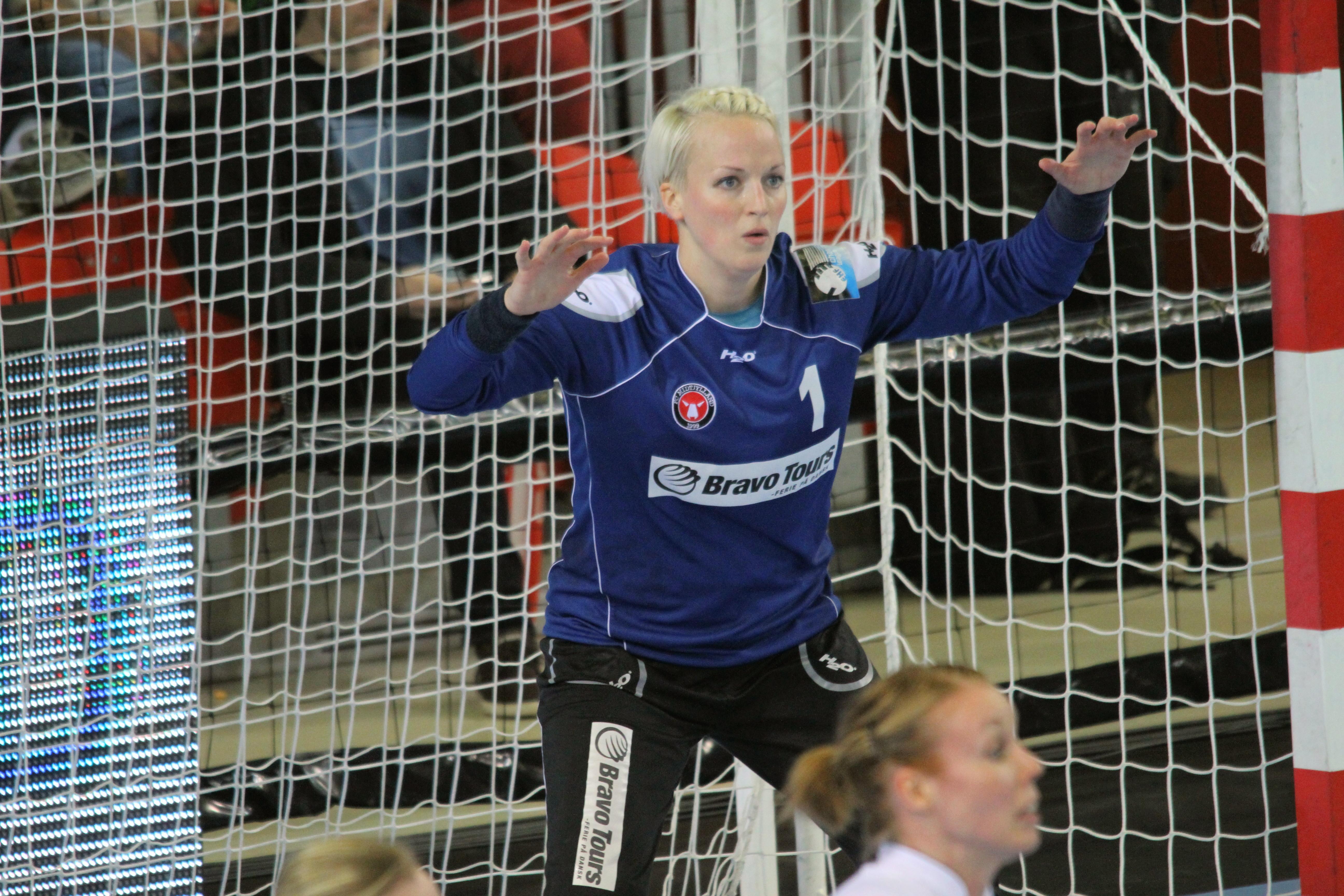 Larvik tapte viktige poeng i kampen om semifinale
