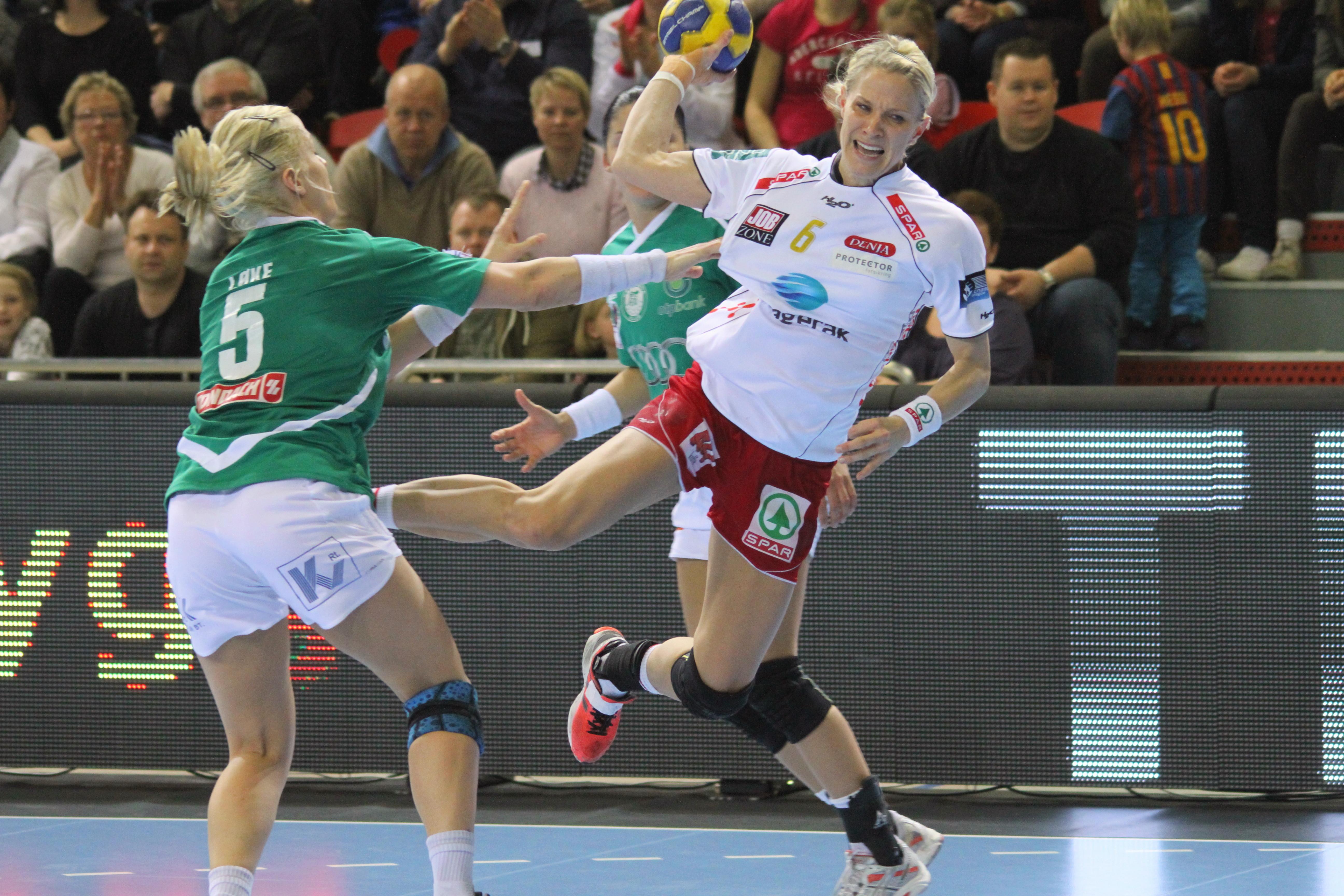 Tine Rustad Kristiansen er gravid