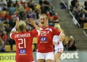 Golden League: Danmark parkerte Norge