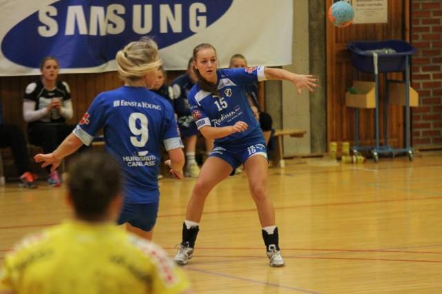 Hanna Bredal Oftedal ble banens beste mot Storhamar