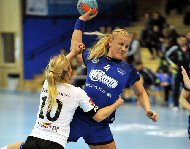 Foto: Paul Fekjær/Handballpix.com