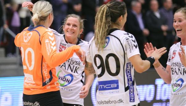 Team Tvis Holstebro sikret to poeng før VM-pausen