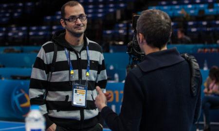 Redaktør, eier og Balkanekspert Zika Bogdanovic er imponert over Norges prestasjoner | Foto: Bjørn Kenneth Muggerud