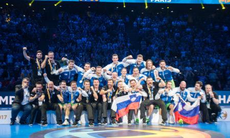 Slovenia vant bronsefinalen 31-30 mot Kroati under VM Frankrike 2017 | Foto: Bjørn Kenneth Muggerud