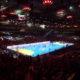 En ny verdensrekord ble satt når Frankrike og Island møttes på fotballstadion i Lille under VM i Frankrike 2017. Hele 28.000 tilskuer så håndballkampen på et utsolgt stadion. | Foto: Daniel Genings