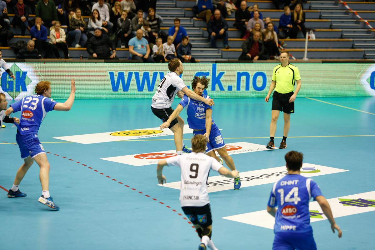 Drammen HK vs Elverum-12