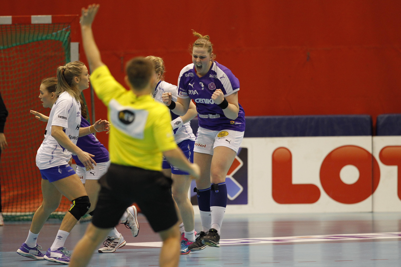 3 MÅL: Birna Berg Haraldstottir scoret tre mål. Foto: Yngvar Brekke