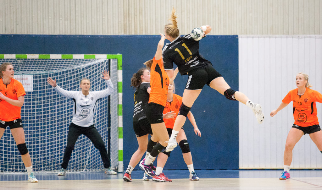 Karoline Lund, Aker Topphåndball | Foto: Bjørn Kenneth Muggerud