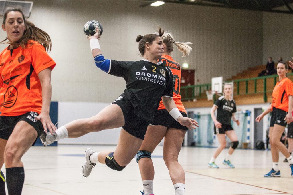 Katinka Haltvik, Aker Topphåndball | Foto: Bjørn Kenneth Muggerud