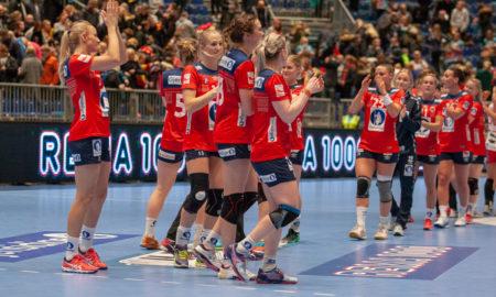 Norges håndballjenter