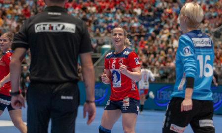 Heidi Løke og Katrine Lunde