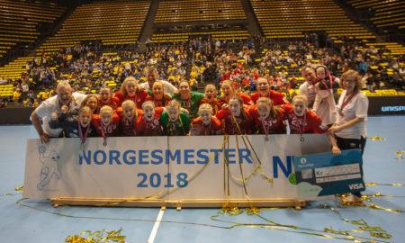 Byåsen J20 Norgesmester