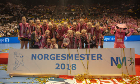 Vipers Kristiansand Norgesmester 2018