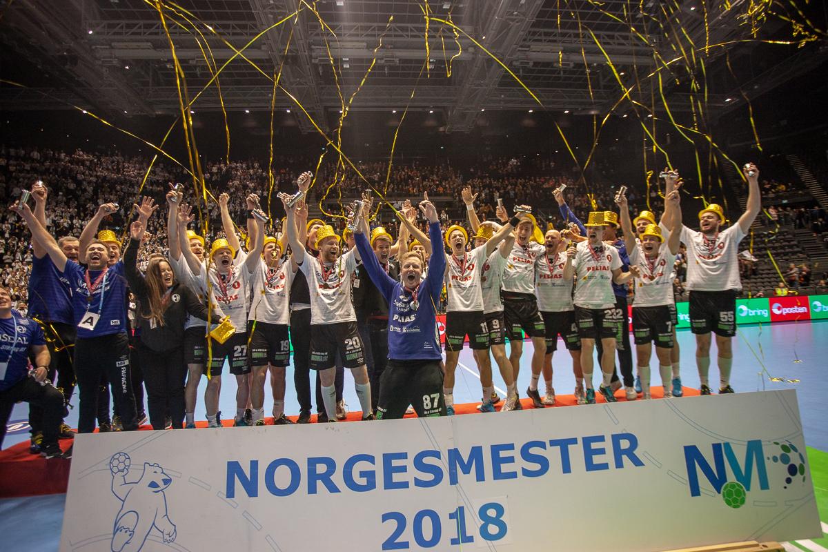 Elverum - Norgesmester 2018 | Foto: Bjørn Kenneth Muggerud