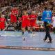 Danmark vant semifinalen mot Frankrike | Foto: Bjørn Kenneth Muggerud