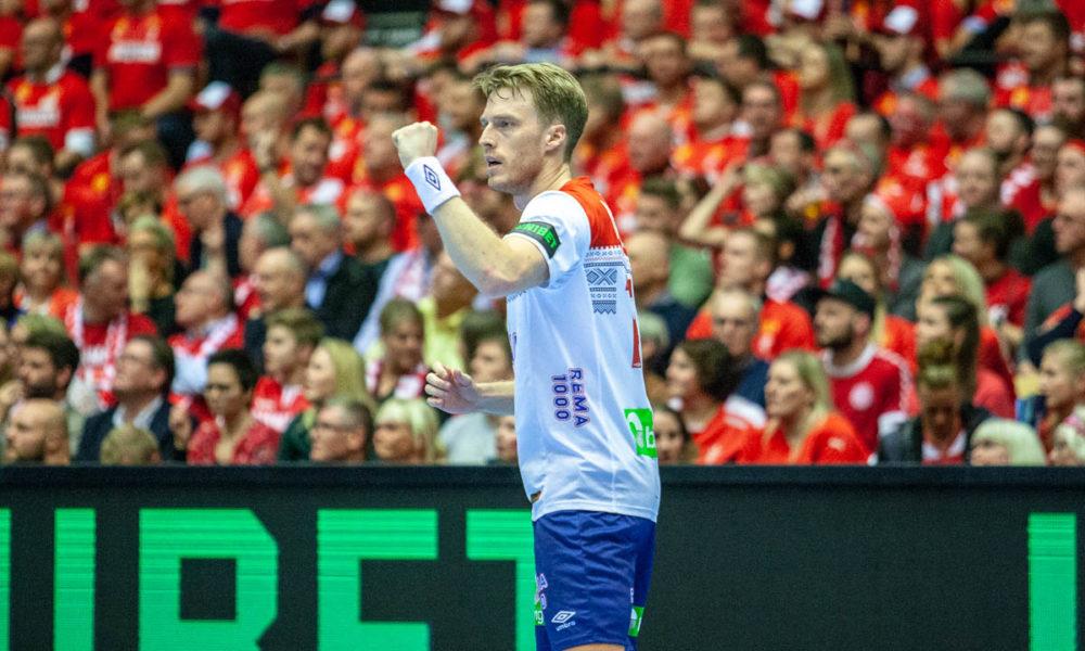 Norges kamper i mellomspillet