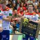 Alxander Blonz ble kåret til kampens spiller mot Chile under VM 2019 i Herning | Foto: Bjørn Kenneth Muggerud