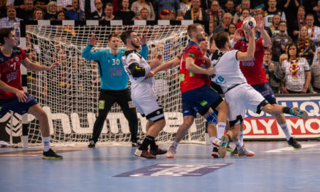 Norge vant semifinalen mot Tyskland