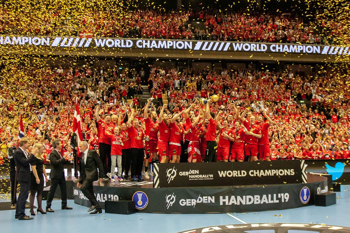 Danmark - verdensmestere 2019 | Foto: Bjørn Kenneth Muggerud